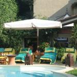 Villa con piscina in affitto a Forte Dei Marmi