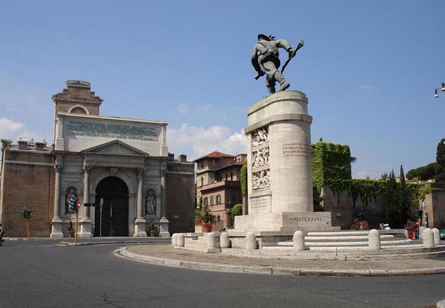 Hotel Zona Porta Pia Roma