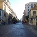 ROMA zona via Nazionale spazio commerciale con canna fumaria