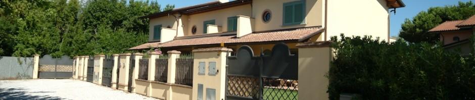 Villa affitto forte dei marmi 1-Esterno