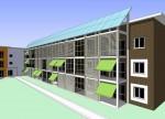 Edificio Residenziale Ecoefficiente