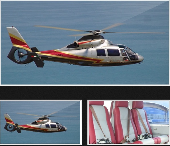 Eurocopter Dauphin AS 365 N2