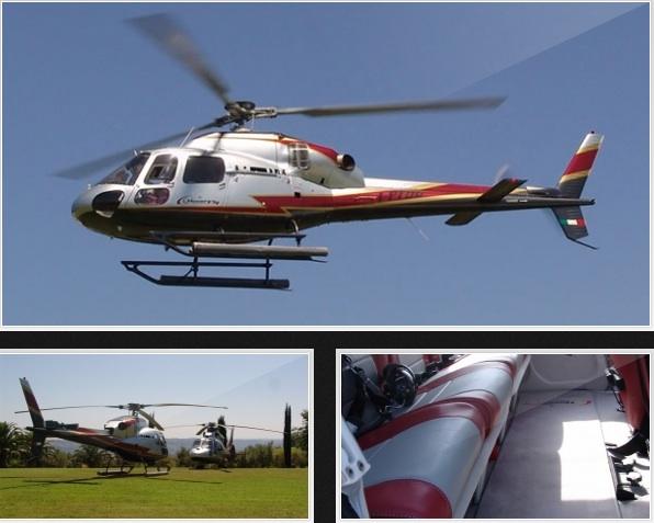 Eurocopter Ecureuil AS 355N
