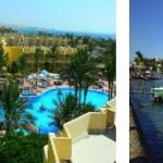 Hurghada Villa e Appartamento in Hotel Fronte Mare