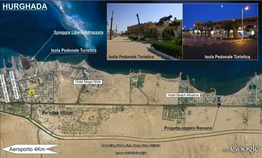 Posizione di appartamenti in vendita Hurghada appartamenti