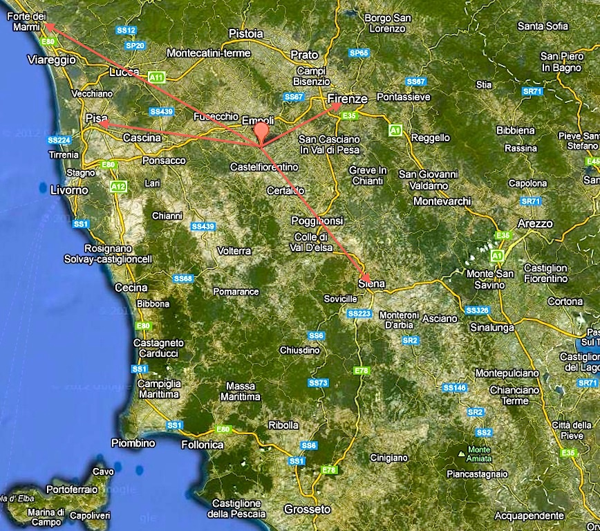Vendita proprietà immobiliare Toscana