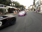 Lamborghini Tour tappa Forte dei Marmi