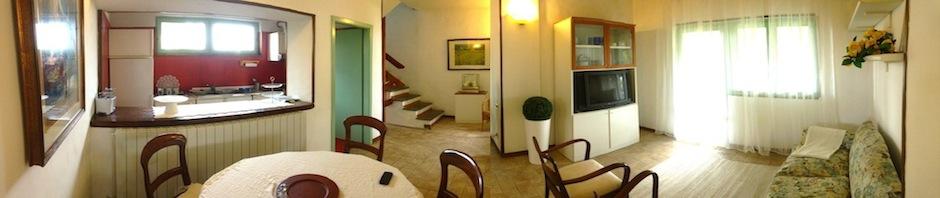 Affitto appartamento Forte dei Marmi