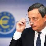 Mario Draghi Tassi Bce ridotti al minimo storico