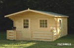 Massa Carrara vendita casa in legno nuova