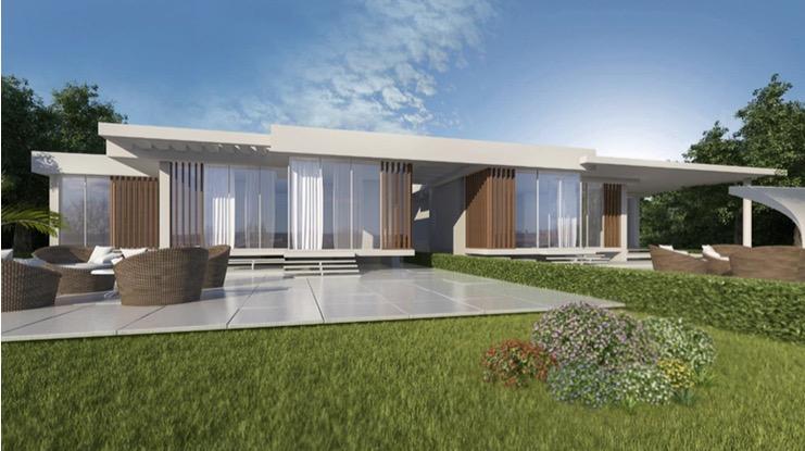 Matangi-Oriental-Coast-Twin Villas - 3 Bedrooms