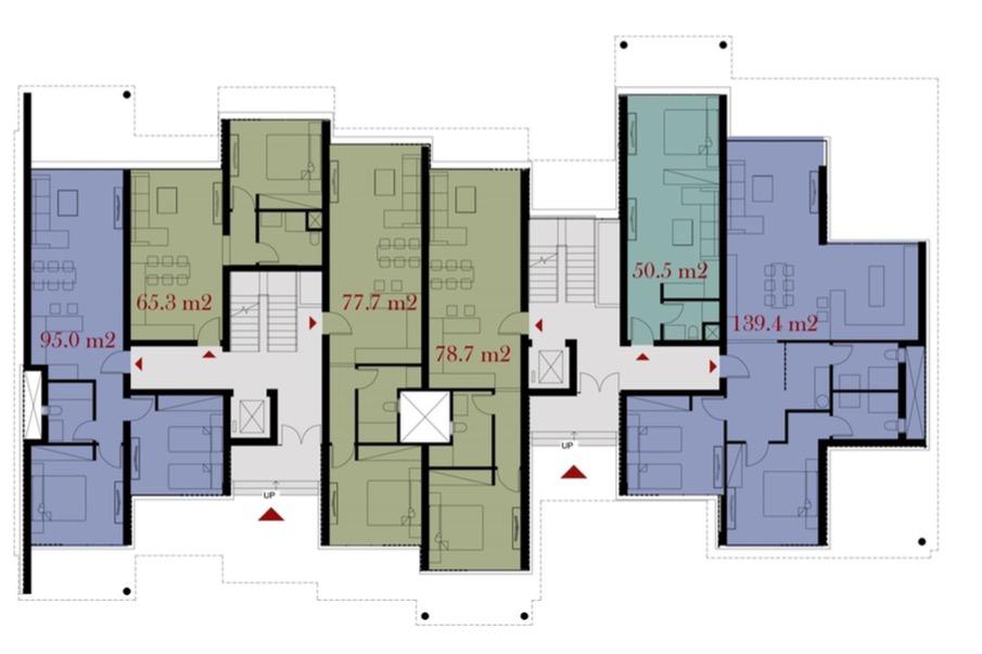 Matangi-Oriental-Coast-type-B2-apartments-plan-ground