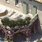 Forte dei Marmi vendita villa con giardino