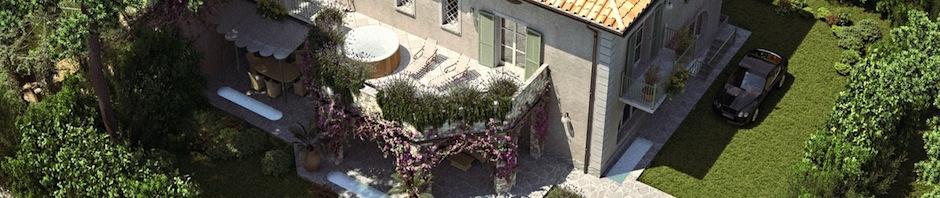 Forte dei Marmi vendita villa 4 camere