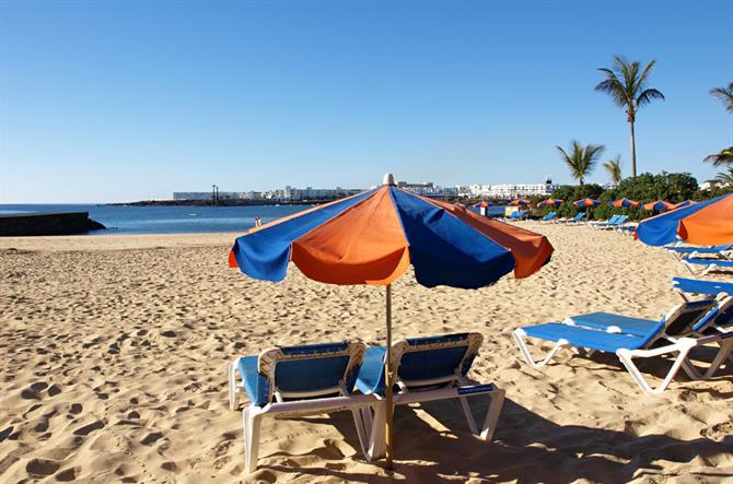 Spiaggia Costa Teguise