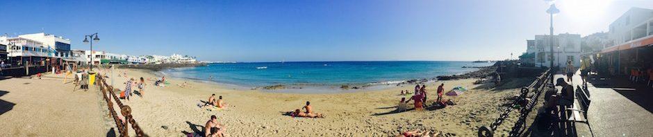 Playa Blanca Lanzarote Canarie