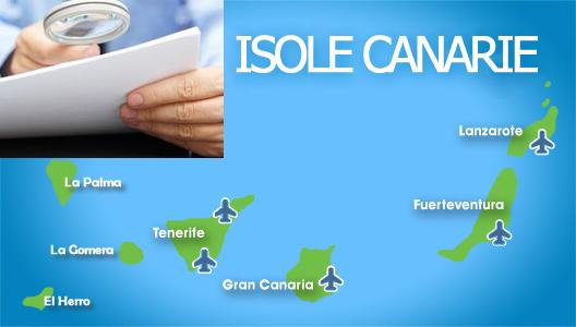 Imposte e Tasse sulla casa alle Isole Canarie