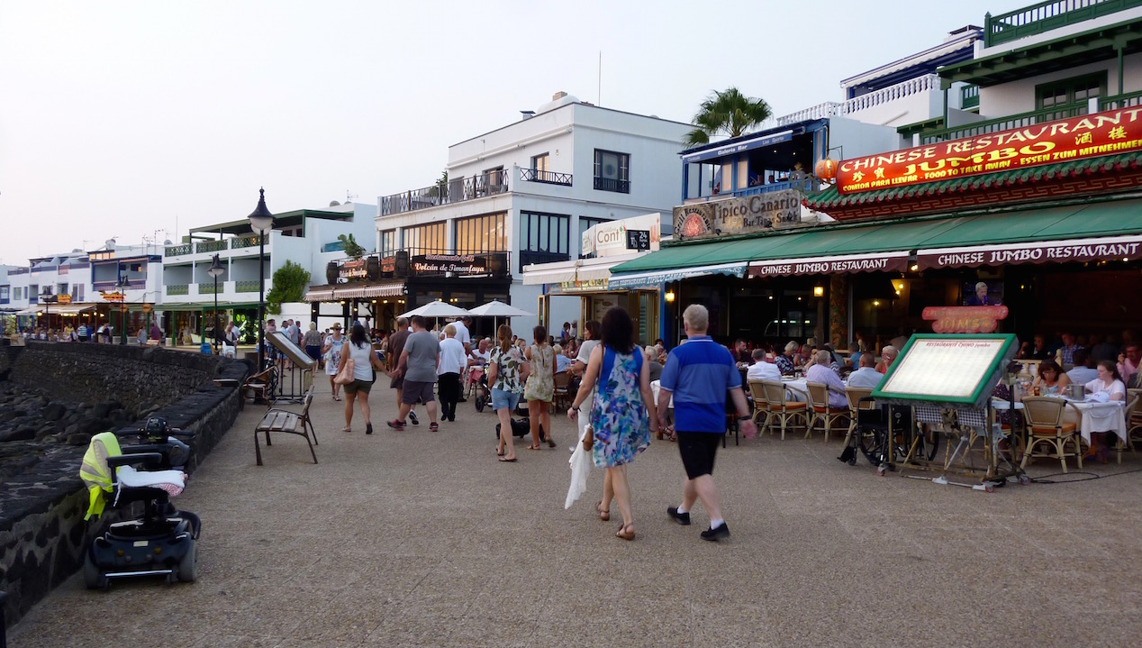 Gelateria in vendita Playa Blanca