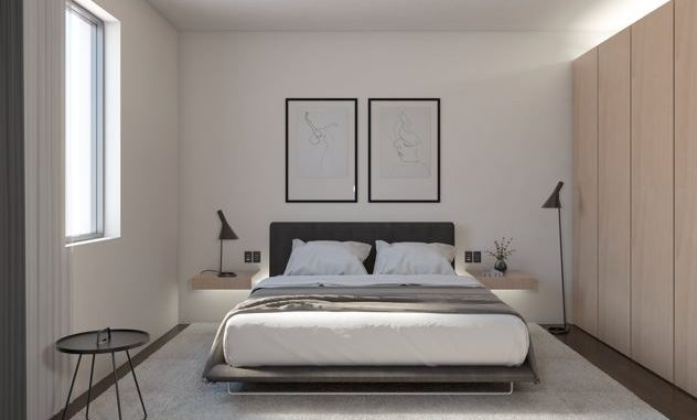 Home Staging Camera da letto