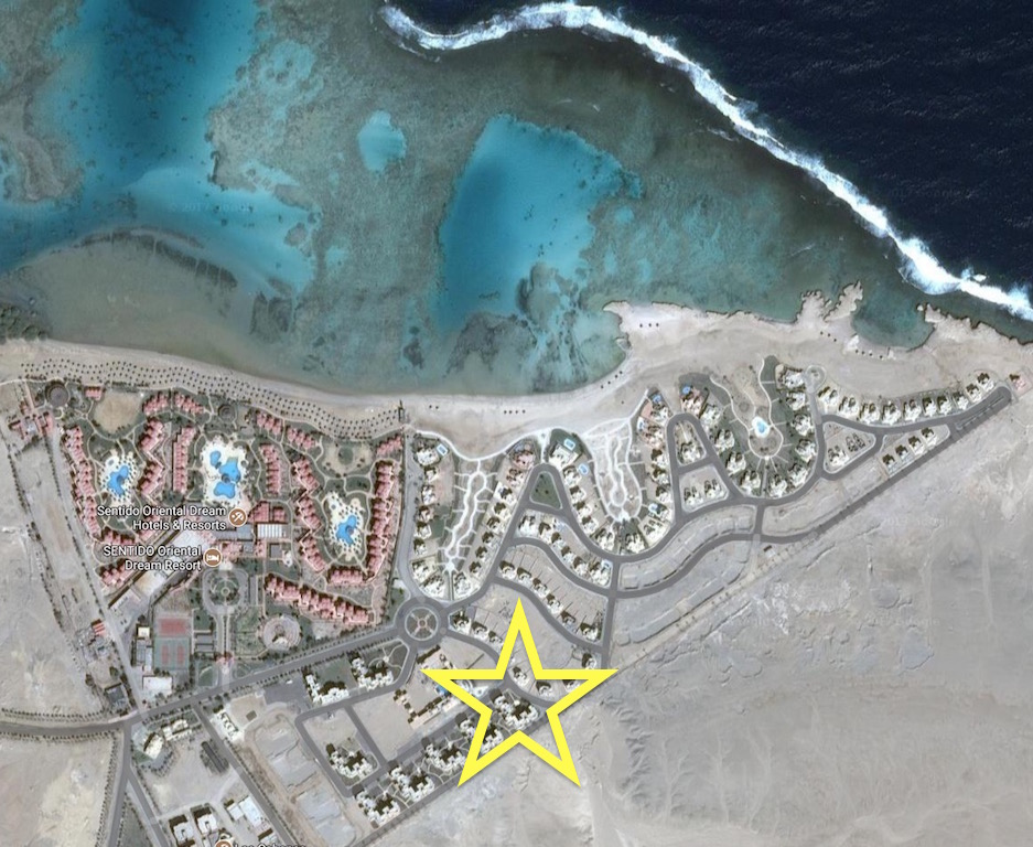 Las Cabanas Oriental Coast Marsa Alam