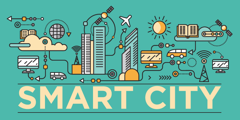 Smart City per rilancio dell'immobiliare