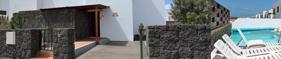 Duplex ristrutturato a Playa Blanca-
