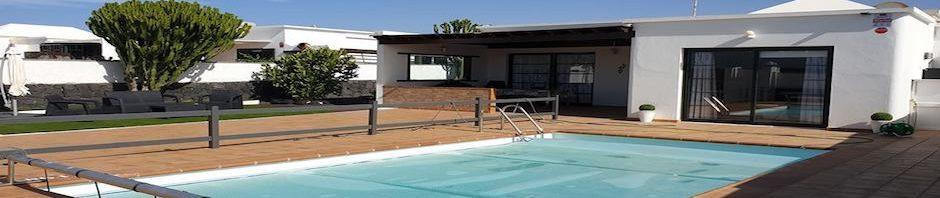 Villa con tre camere in vendita a Playa Blanca