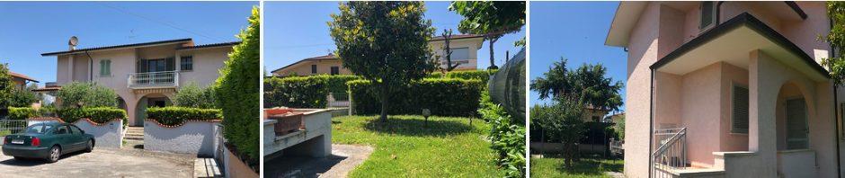 Marina di Pietrasanta Loc. Fiumetto Villa in vendita-940x198