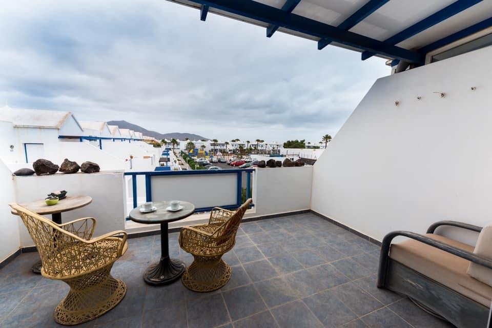Appartamento con 3 camere in vendita a Playa Blanca Terrazza open