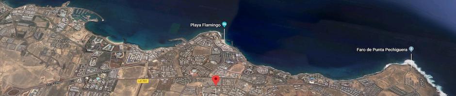 Appartamento con 3 camere in vendita a Playa Blanca