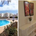 Appartamento in residence con piscina a Lanzarote