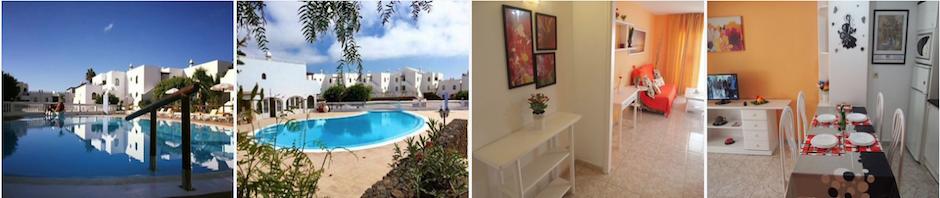 Appartamento in residence con piscina a Lanzarote vendita