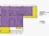 Al Dau Heights plan D - 2 Bed Room