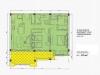 Al Dau Heights plan E - 2 Bed Room