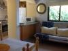Cucina soggiono + divano letto