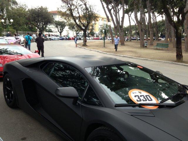 Lamborghini Tour Forte dei Marmi 3