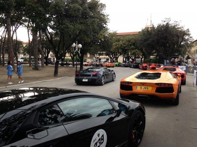 Lamborghini Tour Forte dei Marmi img_1735