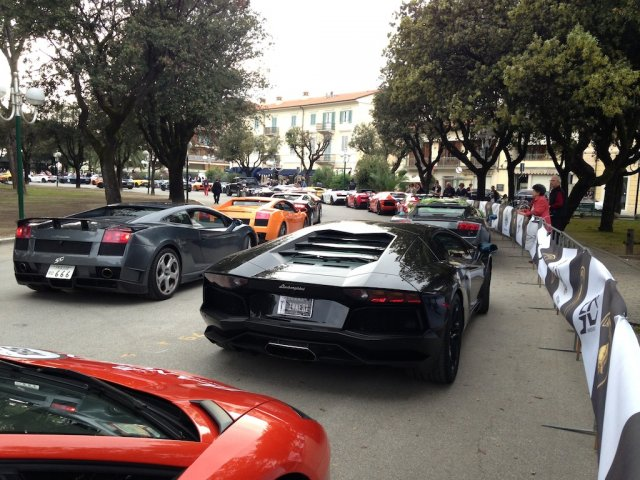 Lamborghini Tour Forte dei Marmi img_1737