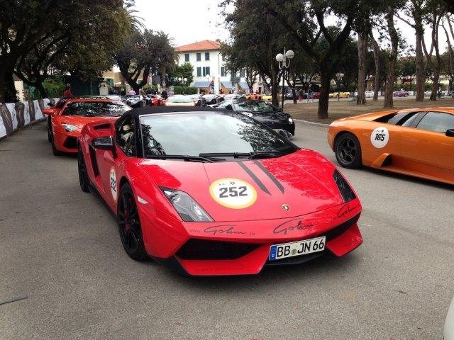 Lamborghini Tour Forte dei Marmi img_1740