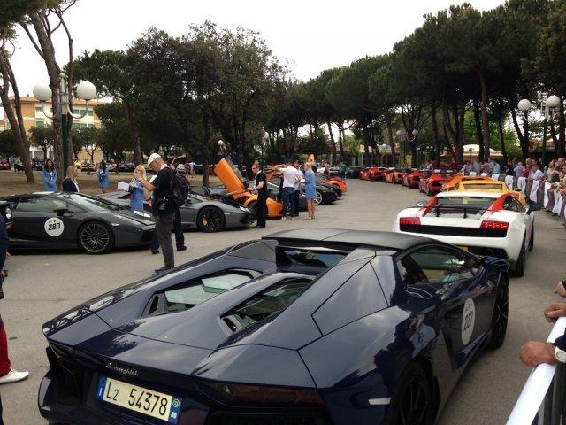 Lamborghini Tour Forte dei Marmi img_1743