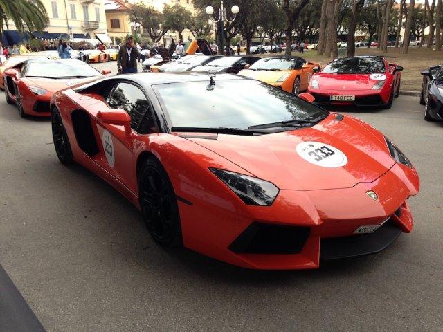 Lamborghini Tour Forte dei Marmi img_1747