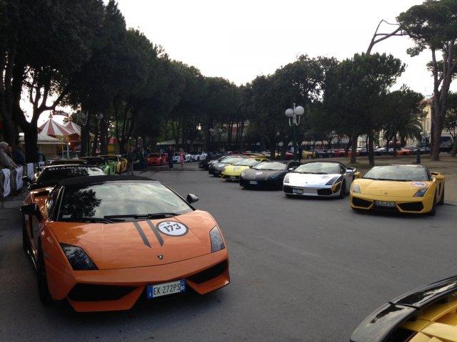 Lamborghini Tour Forte dei Marmi img_1762