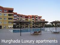 Appartamenti di lusso ad Hurgada Egitto