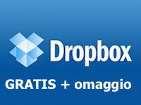 DropBox installa gratis